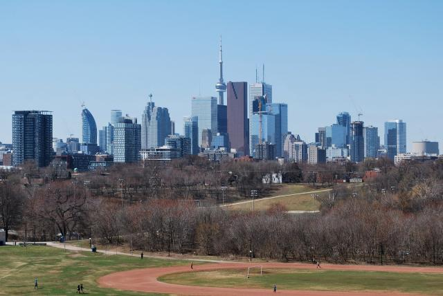 City of Toronto DRP scrutinizes development proposals, image by Marcus Mitanis