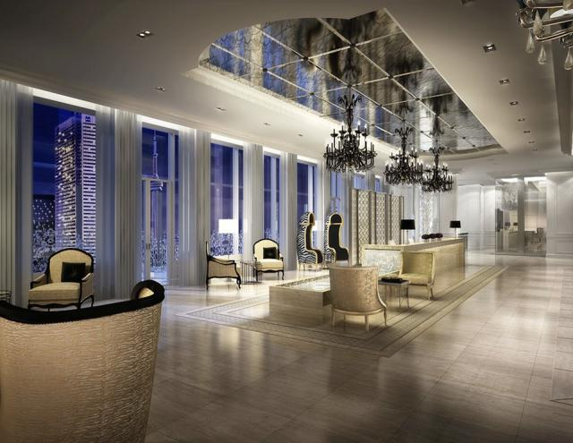 Trump Toronto, Talon International, Zeidler Partnership Architects