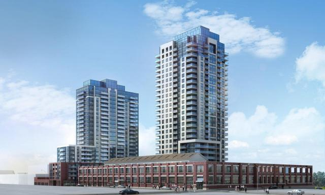 Fuse &Fuse2 Condos, Neudorfer Corporation and Channington Developments, Barrett