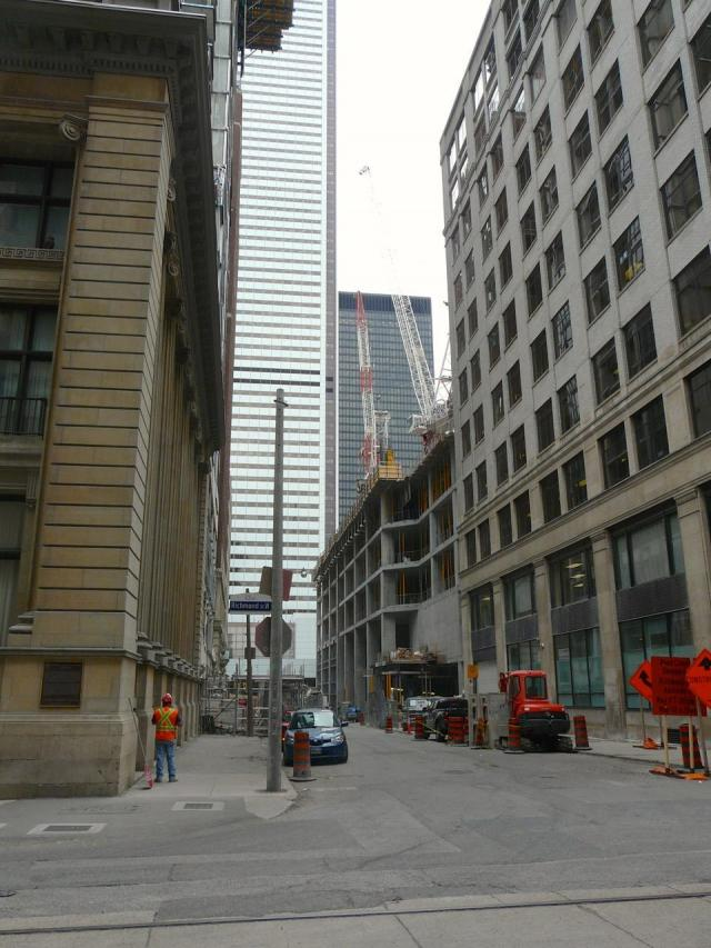 EY Tower, Oxford Properties, KPF, WZMH, Toronto, 100 Adelaide West
