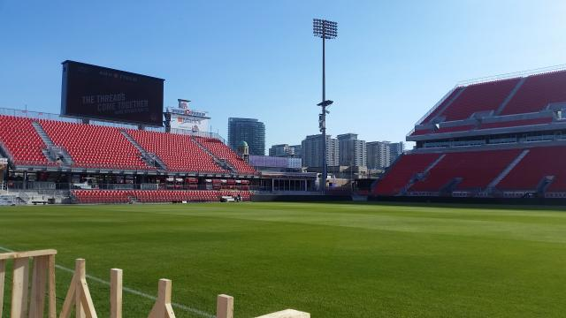 BMO Field, Maple Leaf Sports + Entertainment, Gensler