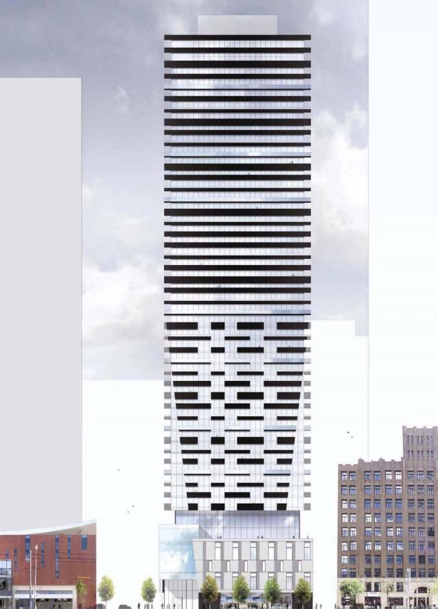 Theatre District Condos, Toronto by Plaza, Quadrangle Architects