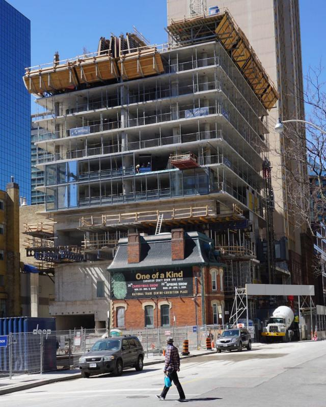 Karma Condos, Toronto by Lifetime Developments and CentreCourt Developments