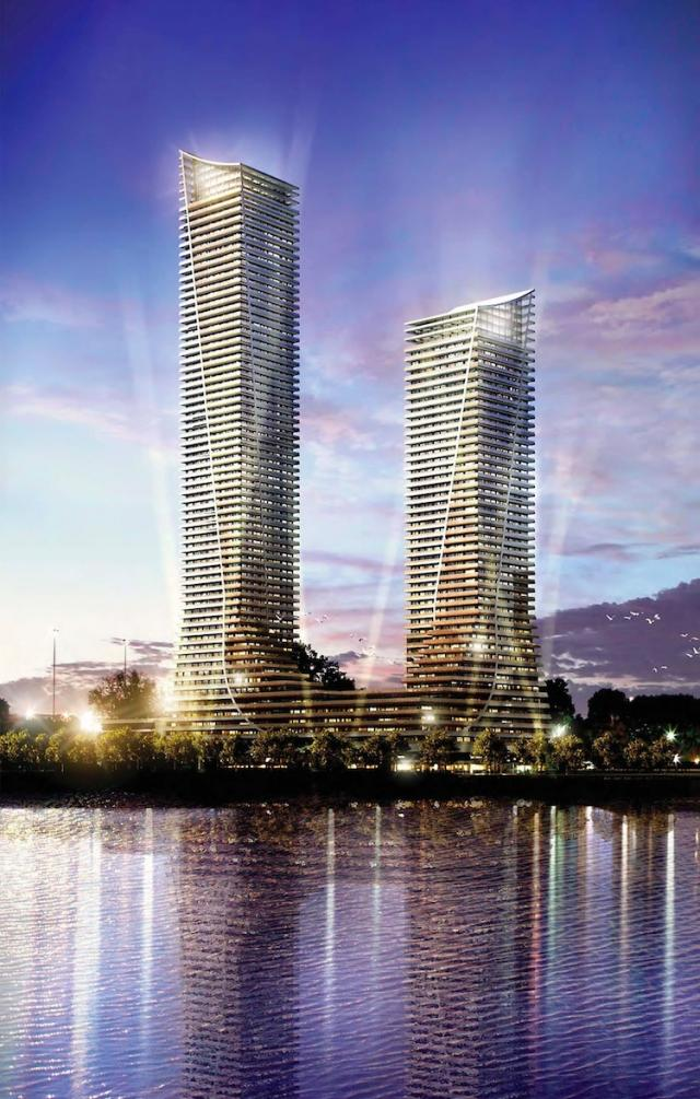 Empire to Break Ground for Eau du Soleil Condos on May 23