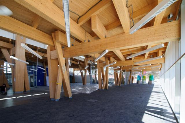 Scarborough Civic Centre Library, LGA Architectural Partners