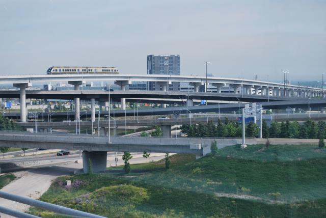UP Express, Toronto by Metrolinx, Sumitomo Corporation of Americas