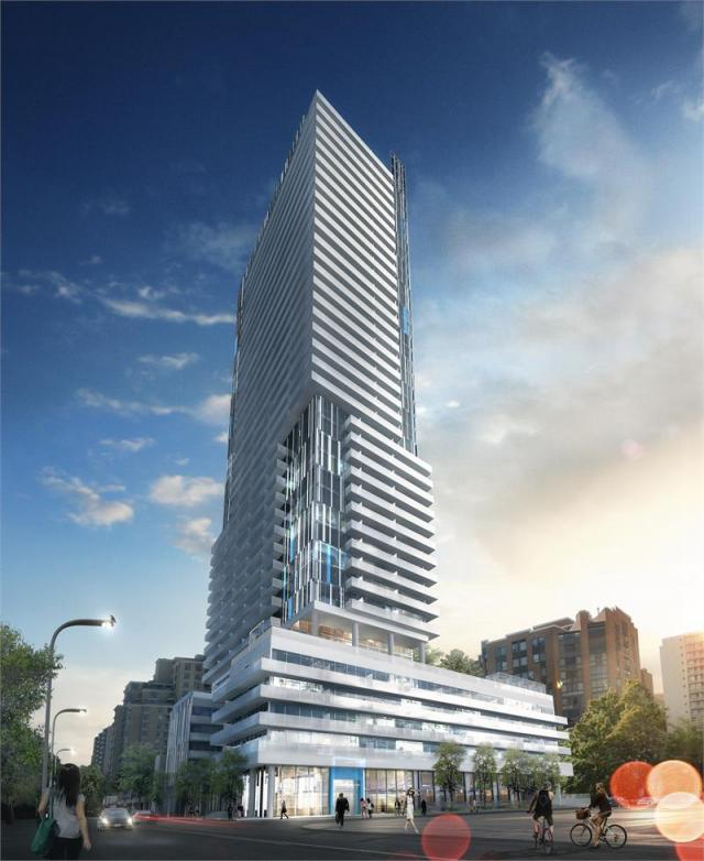 150 Redpath Condos, Freed, CD Capital, architectsAlliance, Toronto