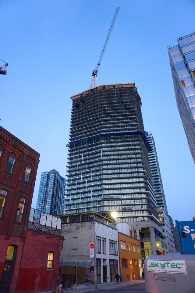Tableau Condos,Wallman Architects, Cecconi Simone , ALIT Developments
