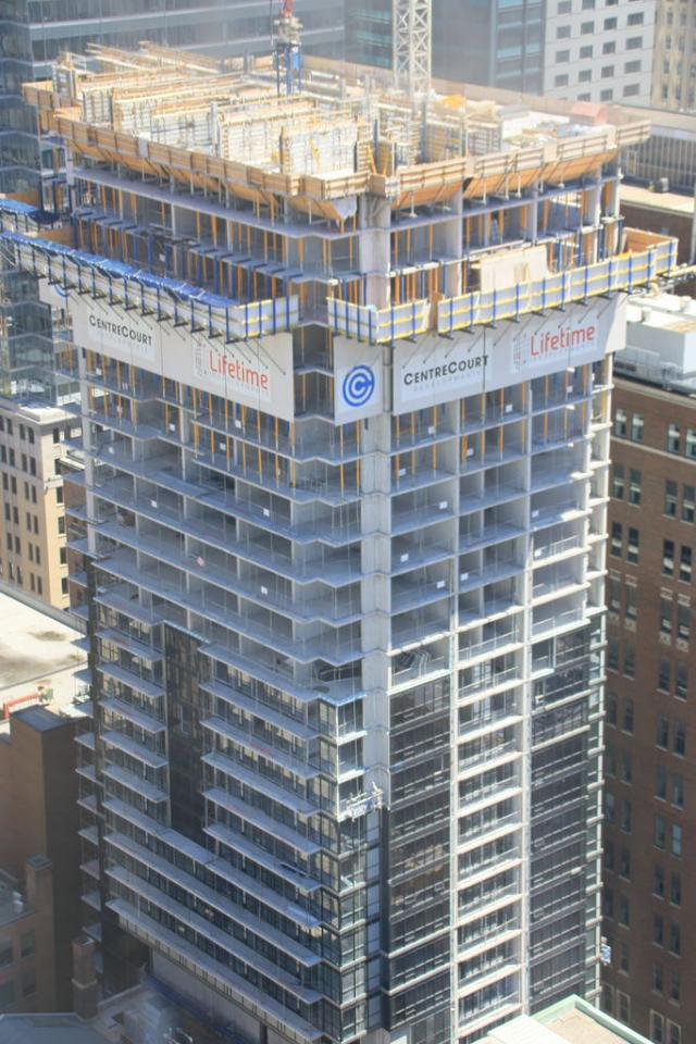 INDX Condos, Lifetime Developments,Page+Steele / IBI Group Architects