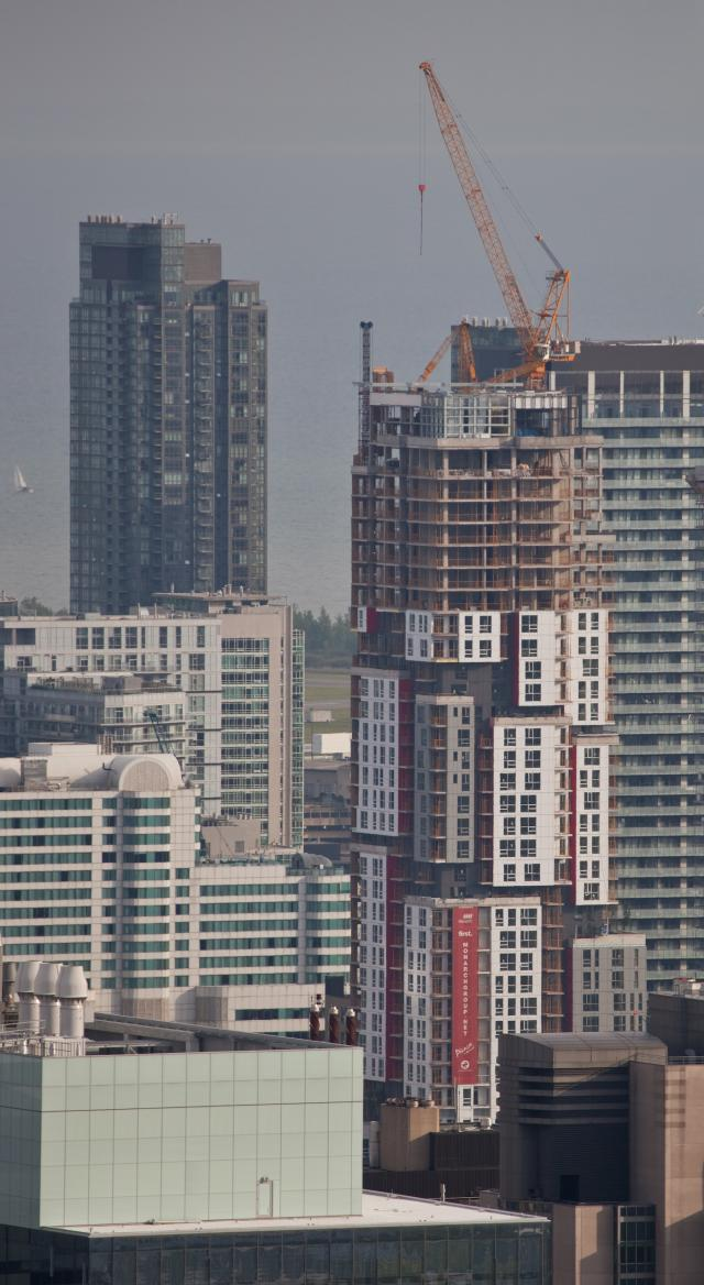 Picasso Condos, Teeple, Monarch, Goldman Group, Toronto