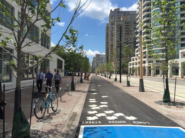 Queens Quay Revitalization, Waterfront Toronto, West 8