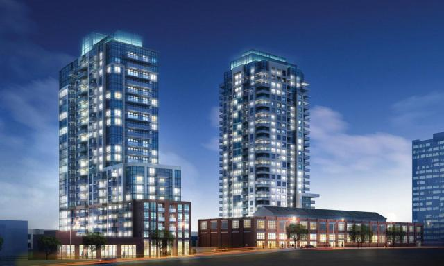 Neudorfer Corporation, Channington Developments, Fuse & Fuse2 Condos, Barrett Ar