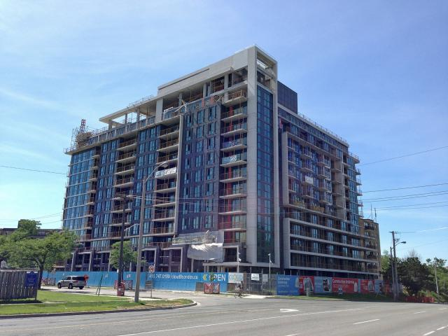 Cloud9 Condominiums, Etobicoke, design by Richmond Architects for The Lash Group