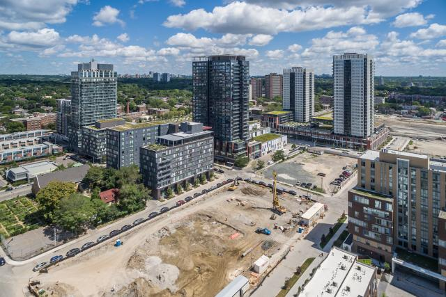 Regent Park, The Daniels Corporation, Toronto Community Housing, TCHC