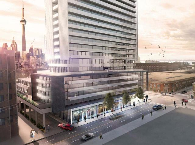 1182 & 1221 King West, Lifetime Developments, Core Architects, Toronto