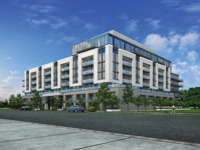 Vida Condos, Castle Group Developments, HCA Architecture, Toronto