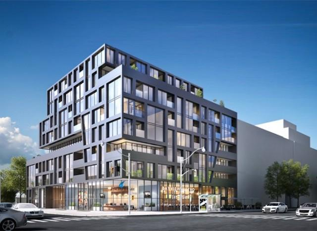 625 Sheppard East, Haven Developments, Teeple Architects, Toronto
