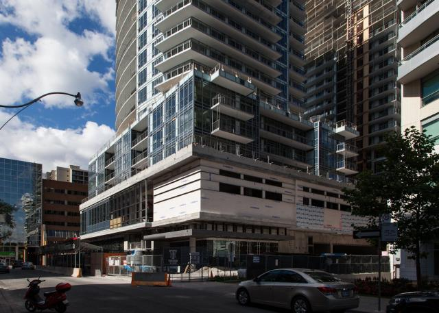 The Madison, Kirkor Architects, Madison Homes, Toronto