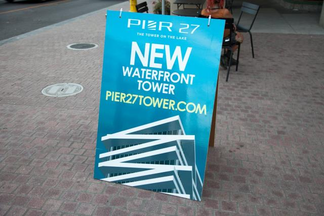 Waterlink at Pier 27, Cityzen, Fernbrook, architectsAlliance, Toronto