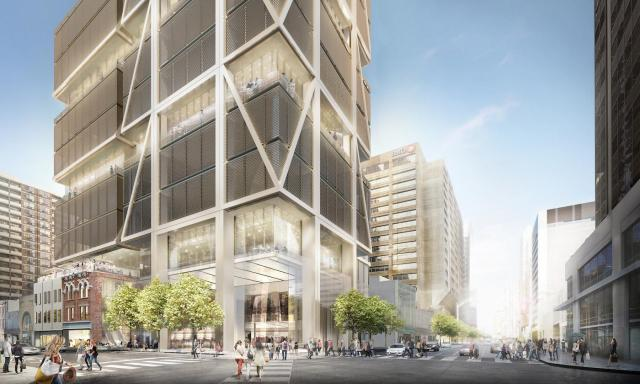 The One, Mizrahi Developments, Foster + Partners, Core Architects, Toronto