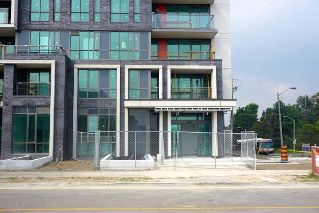 Cloud9 Condominiums, Rexdale, Etobicoke, Lash Group, Richmond Architects