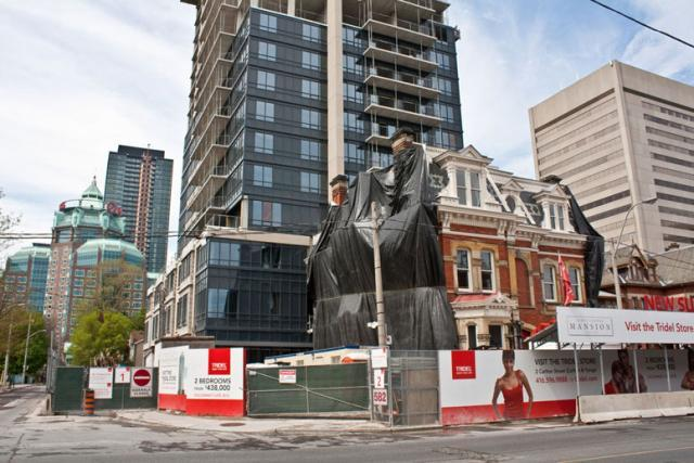 James Cooper House, Tridel, Burka Architects, Goldsmith Borgal, Toronto
