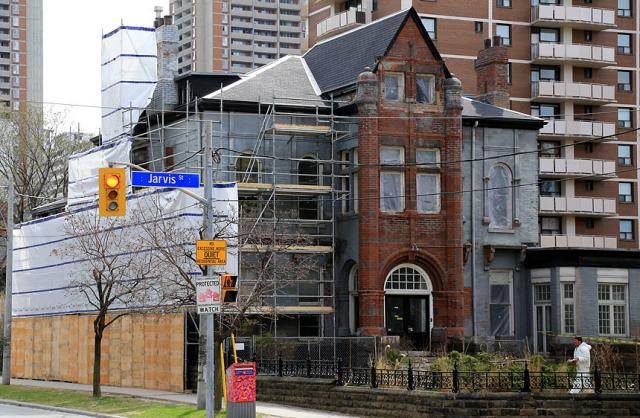 Casey House, Bird Construction Company, Hariri Pontarini Architects, Toronto