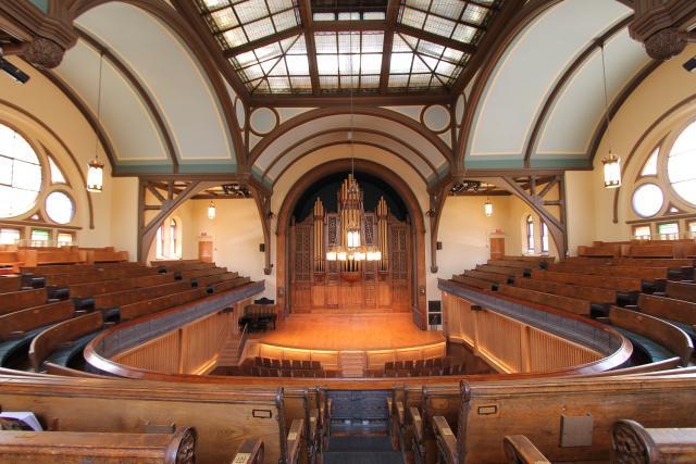 Sanctuary-Trinity St. Paul's United Church, Toronto
