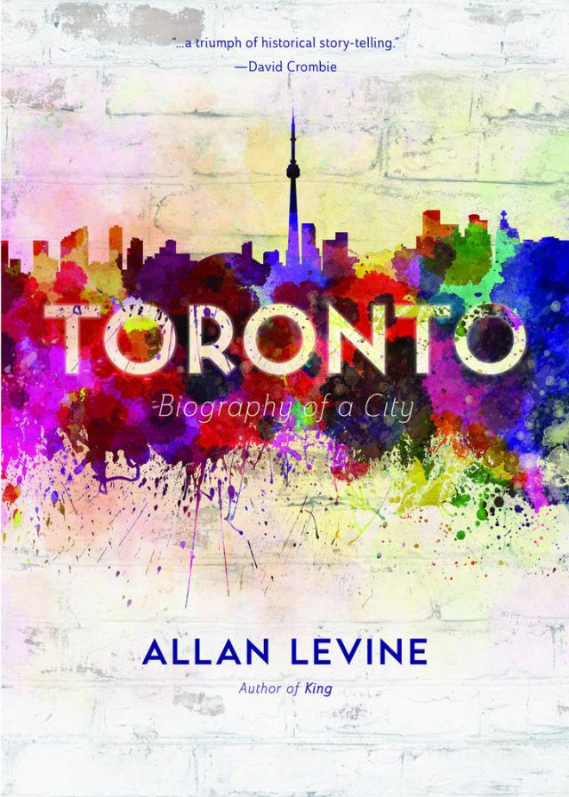 Biography of a City, by Allan Levine