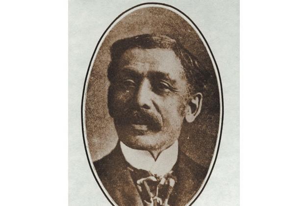 William Peyton Hubbard, image courtesy of NOW Magazine