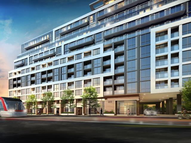 ZIGG Condos, Toronto, by Madison Homes, Fieldgate Homes, Kirkor Architects