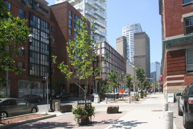 75 The Esplanade, looking west along The Esplanade, architectsAlliance