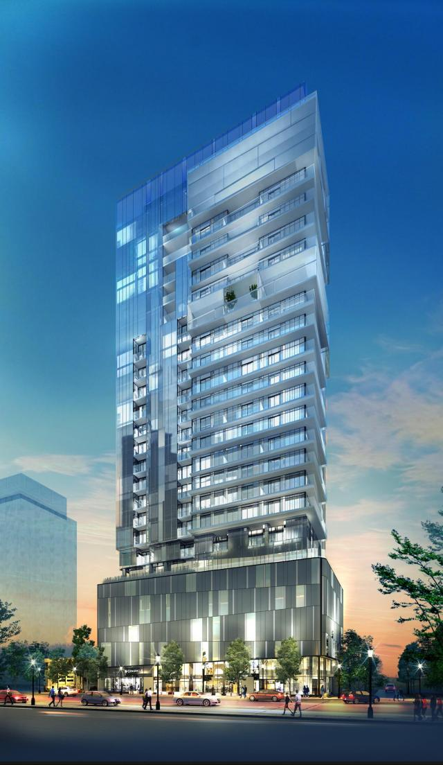 Nautique Lakefront Residences, Adi Developments, RAW Design