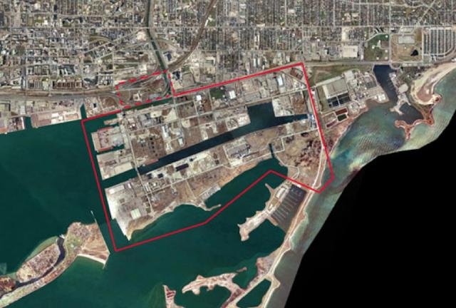 Villiers Island Precinct Plan, Port Lands, Waterfront Toronto