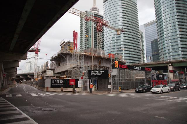 Ten York Street Condos, Toronto, Tridel, Wallman Architects