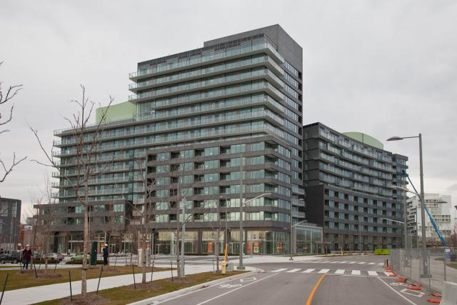 Canary Park Condominiums, DundeeKilmer, KPMB, Page + Steele / IBI Group