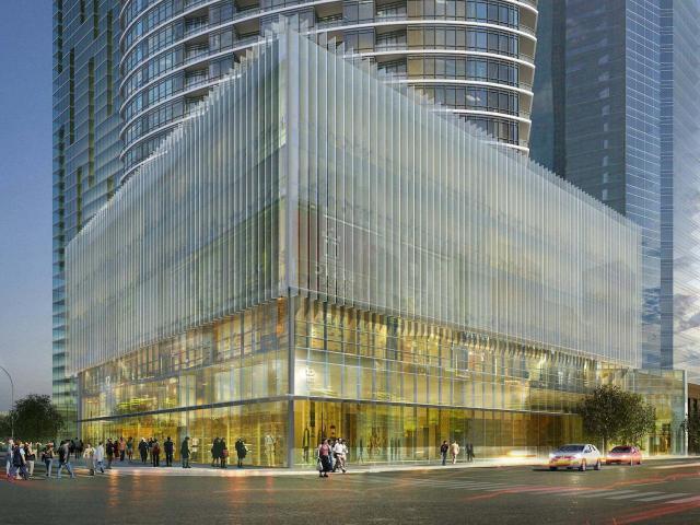 4800 Yonge Street, Menkes, Arquitectonica, Toronto