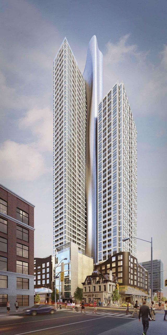 350 Adelaide West, Toronto, by Graywood, BBB
