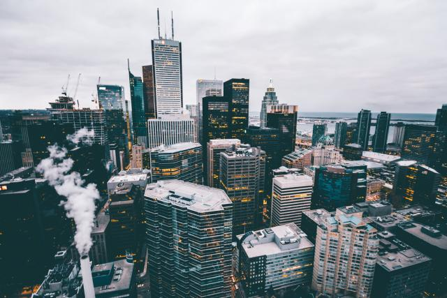 Photo of the Day, Toronto, skyline, Financial District
