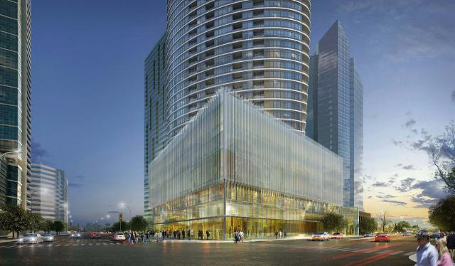 4800 Yonge Street, Toronto, by Arquitectonica for Menkes