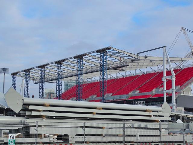 BMO Field, Maple Leaf Sports + Entertainment, Gensler, Toronto