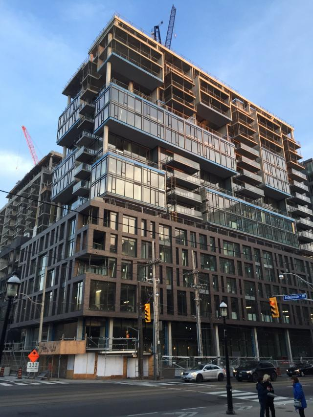oneeleven Condominiums, Harhay, Carterra, Core Architects