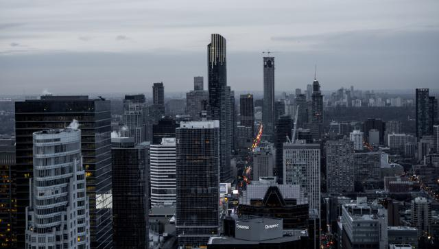 Photo of the Day, Toronto, skyline, buildings, architecture