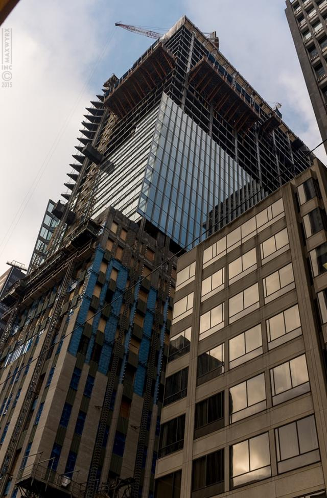 EY Tower, Oxford Properties, Kohn Pederson Fox, WZMH Architects, Toronto