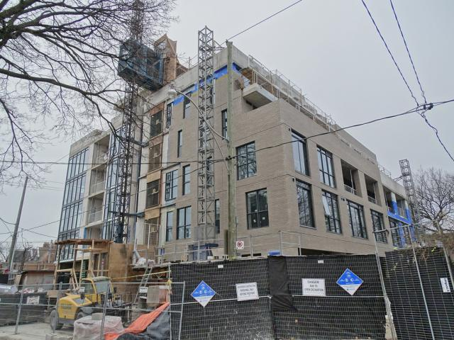 IT Lofts as of early December, 2015, Worsley Urban Partners, Toronto
