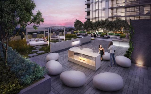 Sonic Condos, Page + Steele / IBI Group Architects, Lindvest Properties