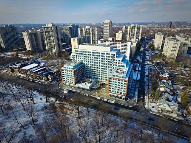 HighPark Condominiums, Toronto, by The Daniels Corporation, Diamond Schmitt