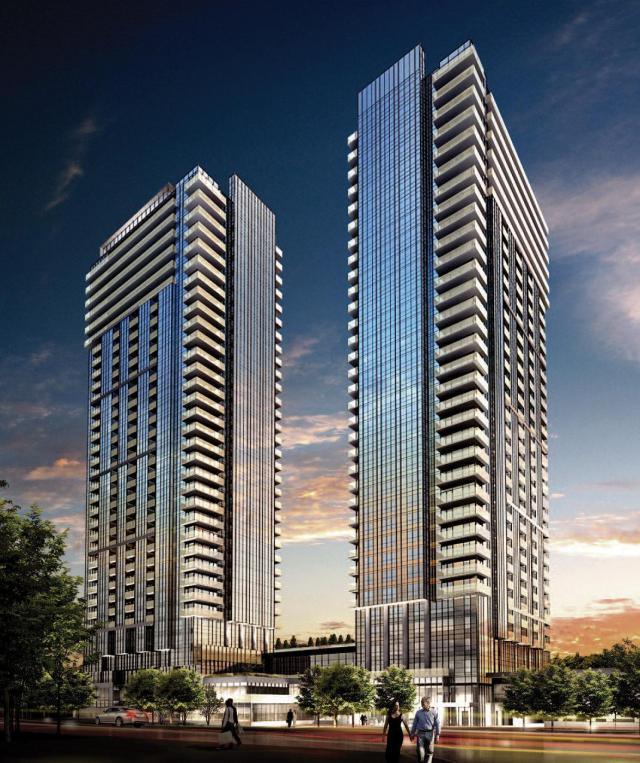 Avani and Avani 2, Toronto, by Tridel, Graziani + Corazza