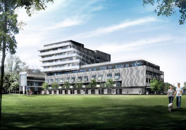 Enigma on the Park, Aragon Properties, Quadrangle Architects, Toronto