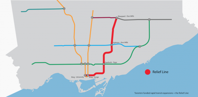 Toronto Relief Line Alliance